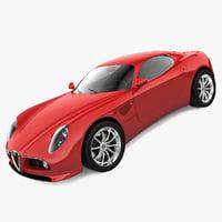 Alfa Romeo 8C Spider 2010