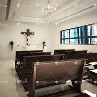 3d chapel capilla