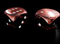 3d model dice materials