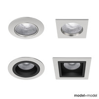 Onok recessed spotlights collection