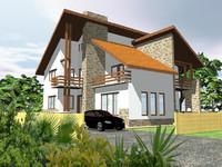 building 3d c4d