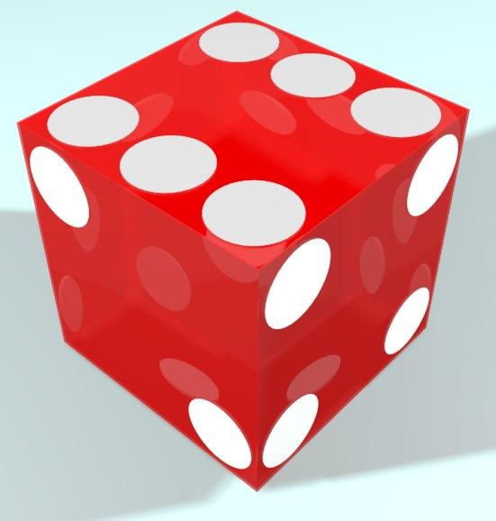 crap dice