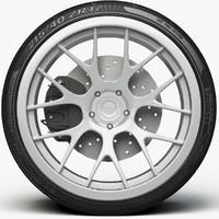 max adv 1 wheel type