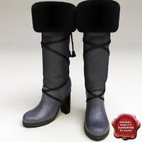 women winter shoes 3d 3ds