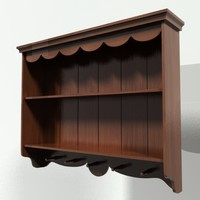 wall shelving unit max