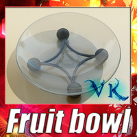 maya fruit basket 14 bowl