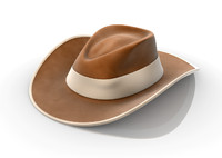 3ds max hat modeled