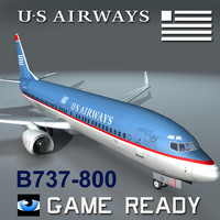 B737-800 US Airways
