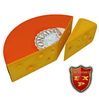 cheeze close 3d c4d