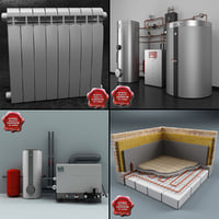 Home Heating Collection