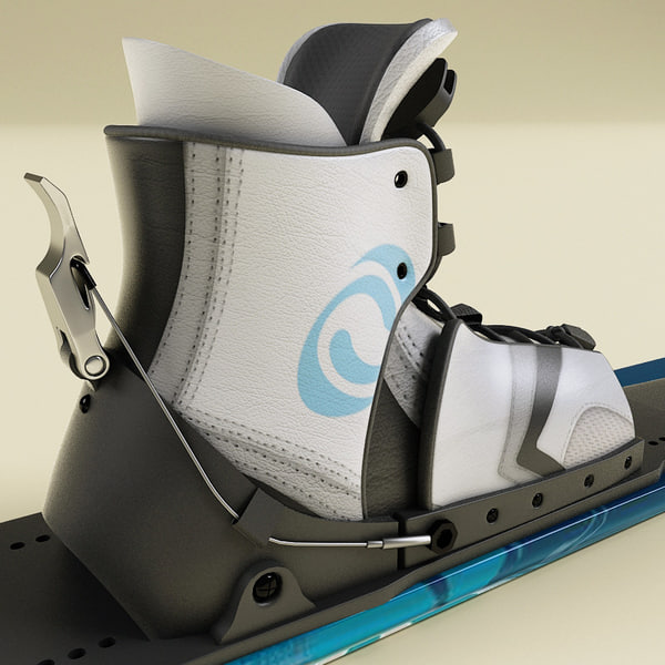 3d snow equipment - Snow Equipment Collection... by 3d_molier