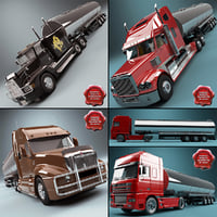 Tank Trailers Collection