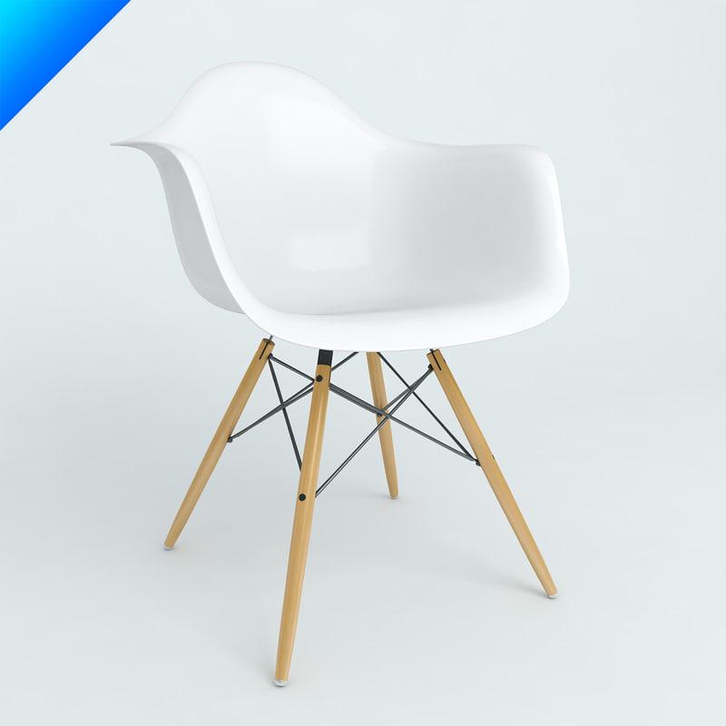 vitra daw eames plastic armchair 1 jpg. Black Bedroom Furniture Sets. Home Design Ideas