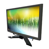3d 19 widescreen tft monitor model
