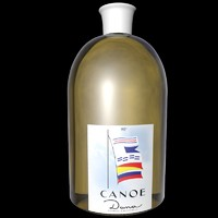 canoe cologne 3d model