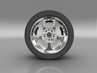 Car Tyre 03