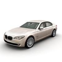 2011 bmw 3d model