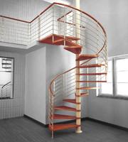 maya spiral stairs