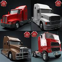 trucks v9 3d max