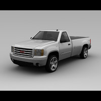 GMC C1500 2 Door Pickup 2007