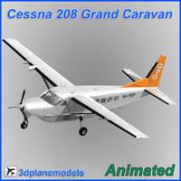 Cessna 208 Grand Caravan Fly540