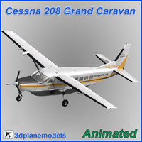Cessna 208 Grand Caravan Kenmore Air
