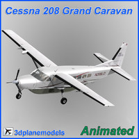Cessna 208 Grand Caravan Private 2