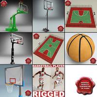 3d basketball v3