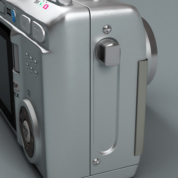 digital cameras v5 3d obj - Digital Cameras Collection V5... by 3d_molier