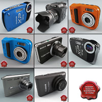 Digital Cameras Collection V6