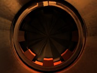 3d door portal model