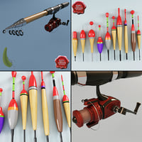 Fishing Rod Collection