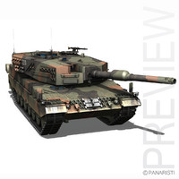 3d swiss - panzer 87 model