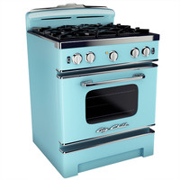 big chill stove 3d 3ds