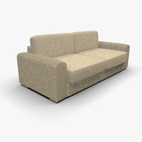 couch sofa 3ds