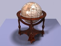 Antique Globe Wine Bar