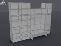 stand closet - 01