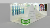 Alesta Exhibition Design