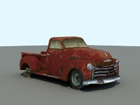 Old Chevrolet Truck