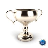 trophy 3d model