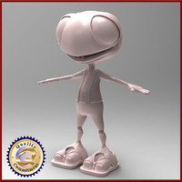 max cartoon toon character