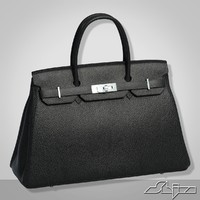 Hermes Birkin handbag Black