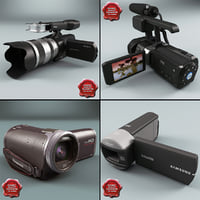 Camcorders Collection V1