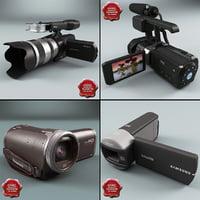 3d camcorders v1