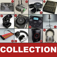 DJ Equipment Collection V4