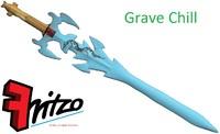 3d grave chill - sword model