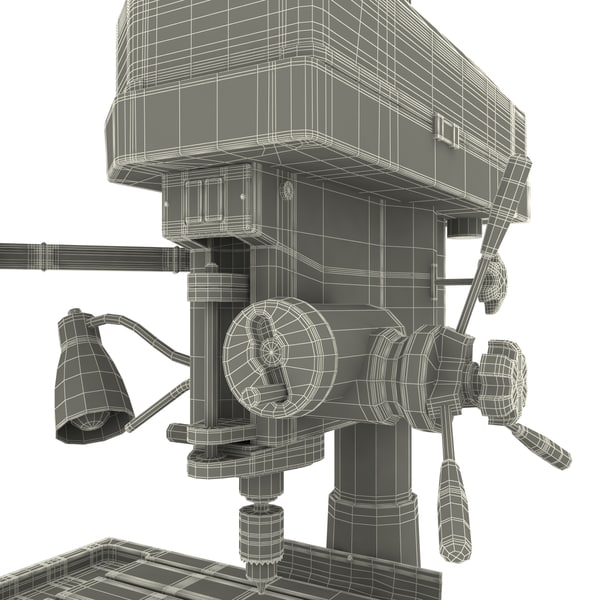 3ds max industrial machines - Industrial Machines Collection... by 3d_molier