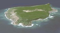 Iwo Jima Island