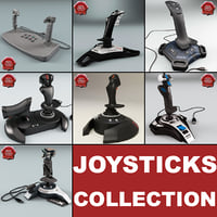 3ds max joysticks v3