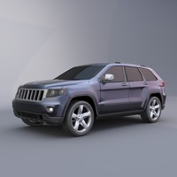 jeep grand cherokee 2011 3ds
